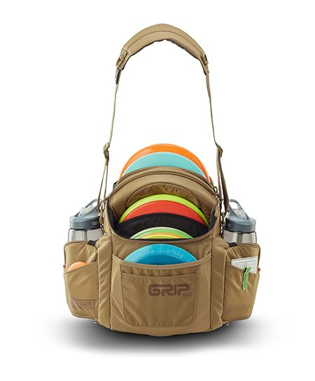 Grip Bag | G-Series - 12 Disc