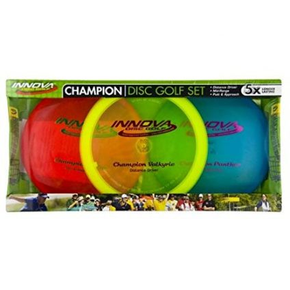 Three Pack Premium   Innova Champion Plastic