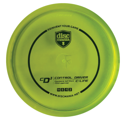 CD3 Control Driver | C-Line Plastic | Yellow 175g