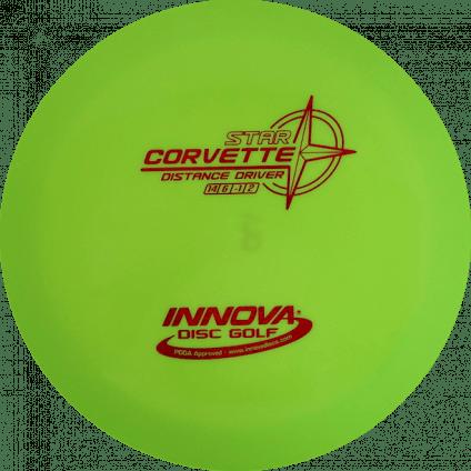 Corvette Driver | Star Plastic | Fluoro Green 170g