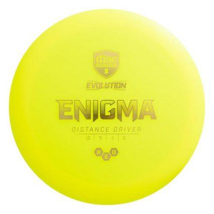 Enigma Driver | Neo Plastic | Yellow 174g