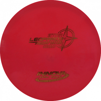 Leopard3 Fairway Driver | Star Plastic | Pink 158g